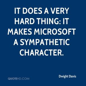 It does a very hard thing: it makes Microsoft a sympathetic character.