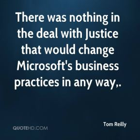 Tom Reilly Quotes   QuoteHD