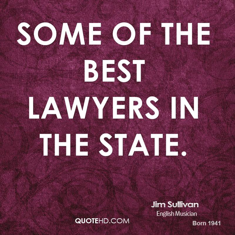 some of the best lawyers in the state.