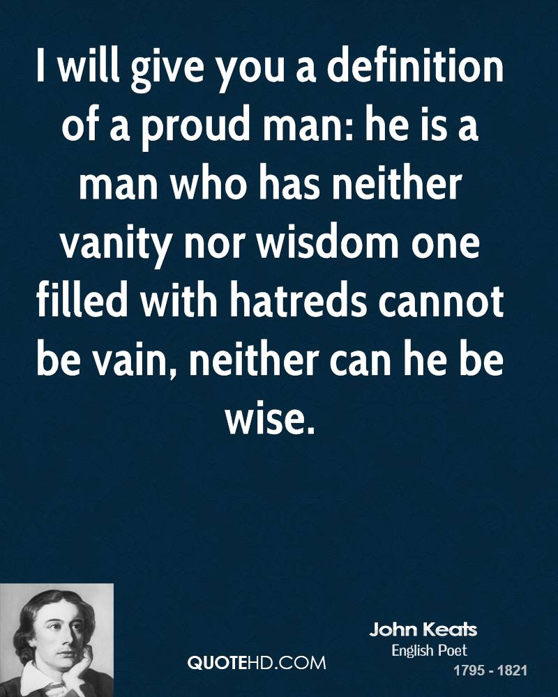 Quot Definition John Keats Wisdom Quotes  Quotehd