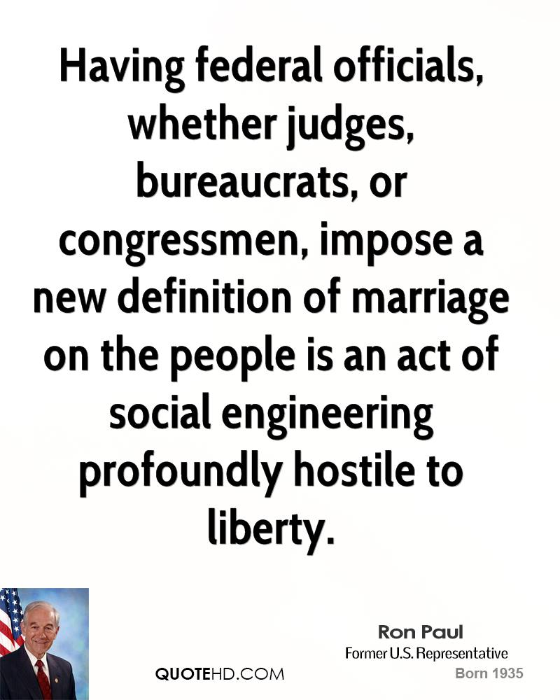 ron paul marriage quotes | quotehd