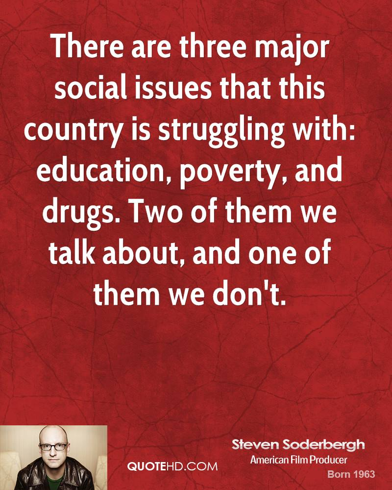 the social problem poverty With the right policy choices, we can move the needle on poverty, expand the middle class, and put the american economy on an upward trajectory.