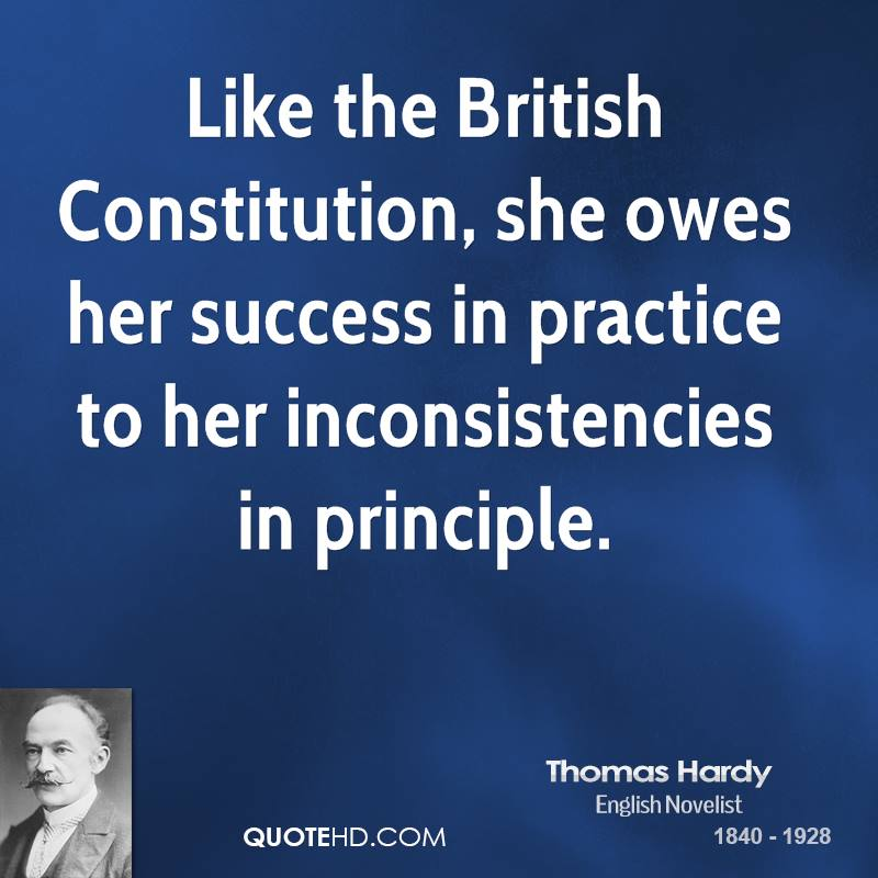 Success Principles Quotes: Thomas Hardy Success Quotes