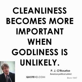 Cleanliness Quotes - Page 1 | QuoteHD