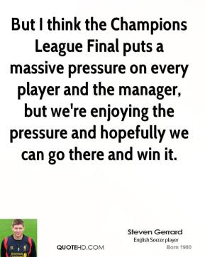 quote champions league finale