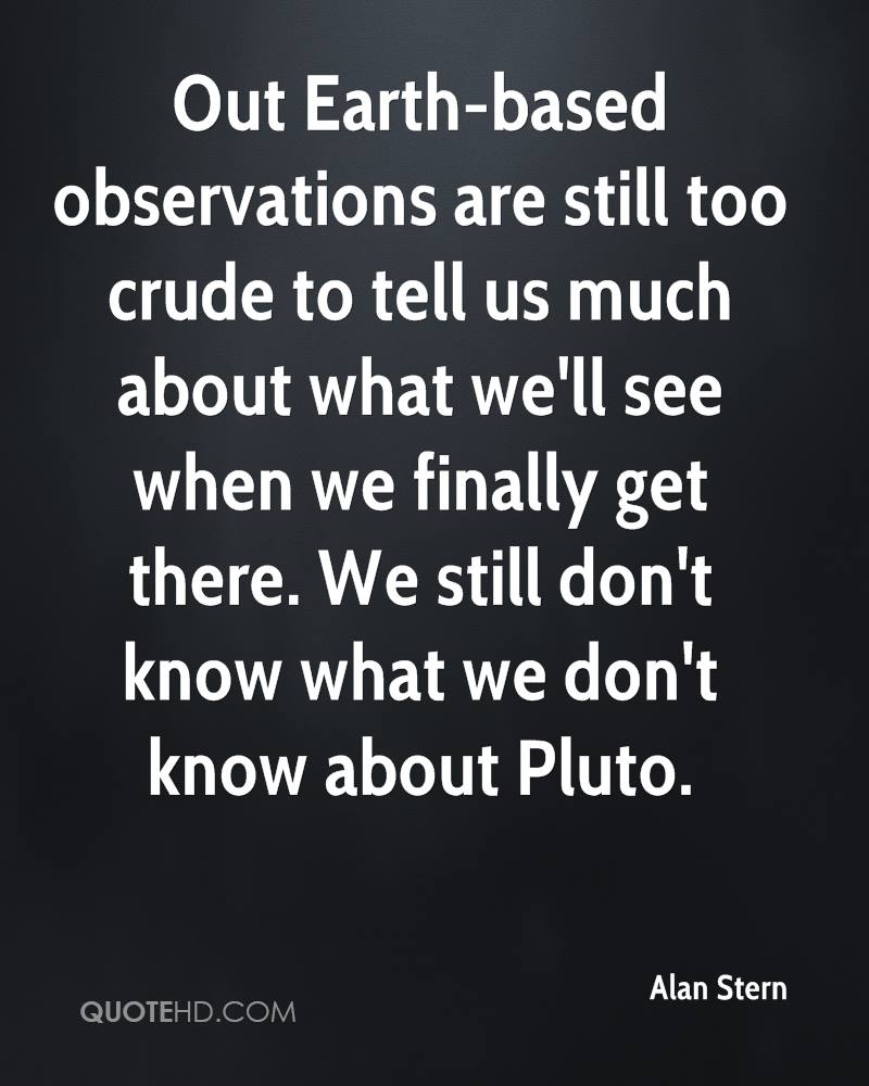 Alan Stern Quotes