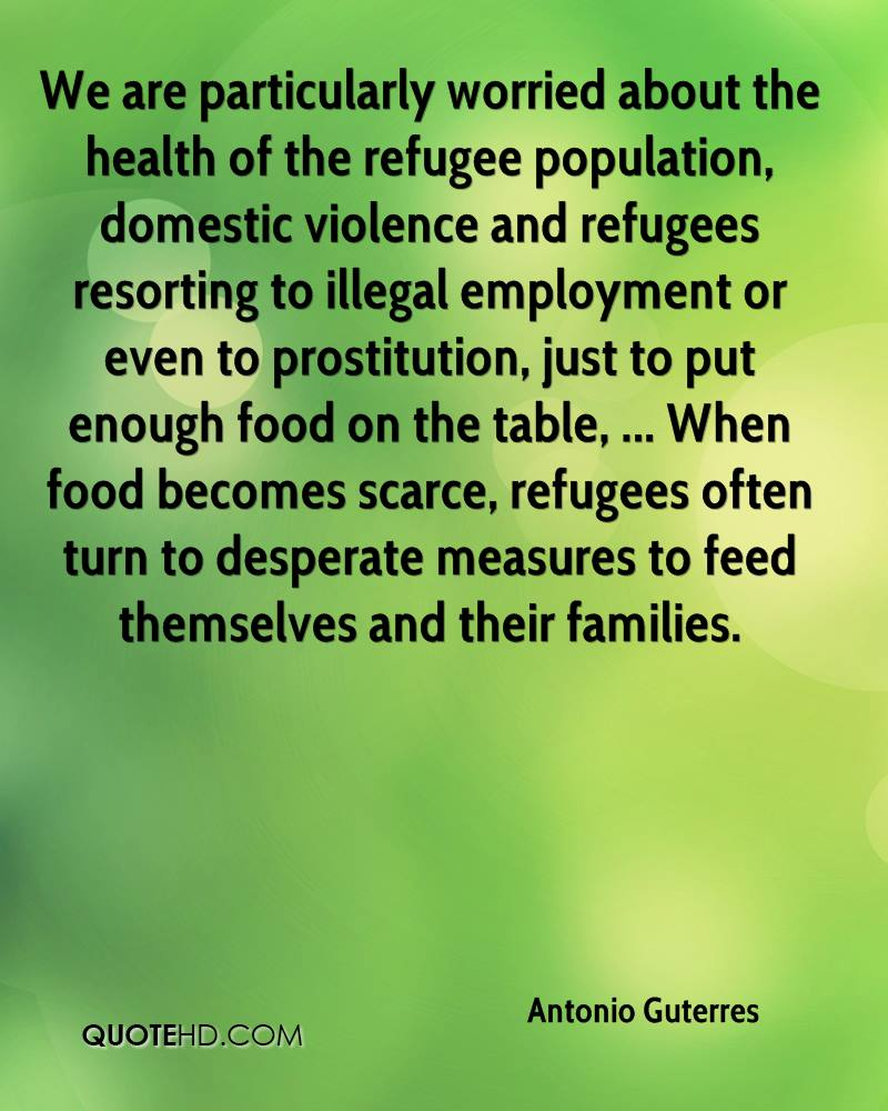 Refugee Quotes Antonio Guterres Quotes  Quotehd
