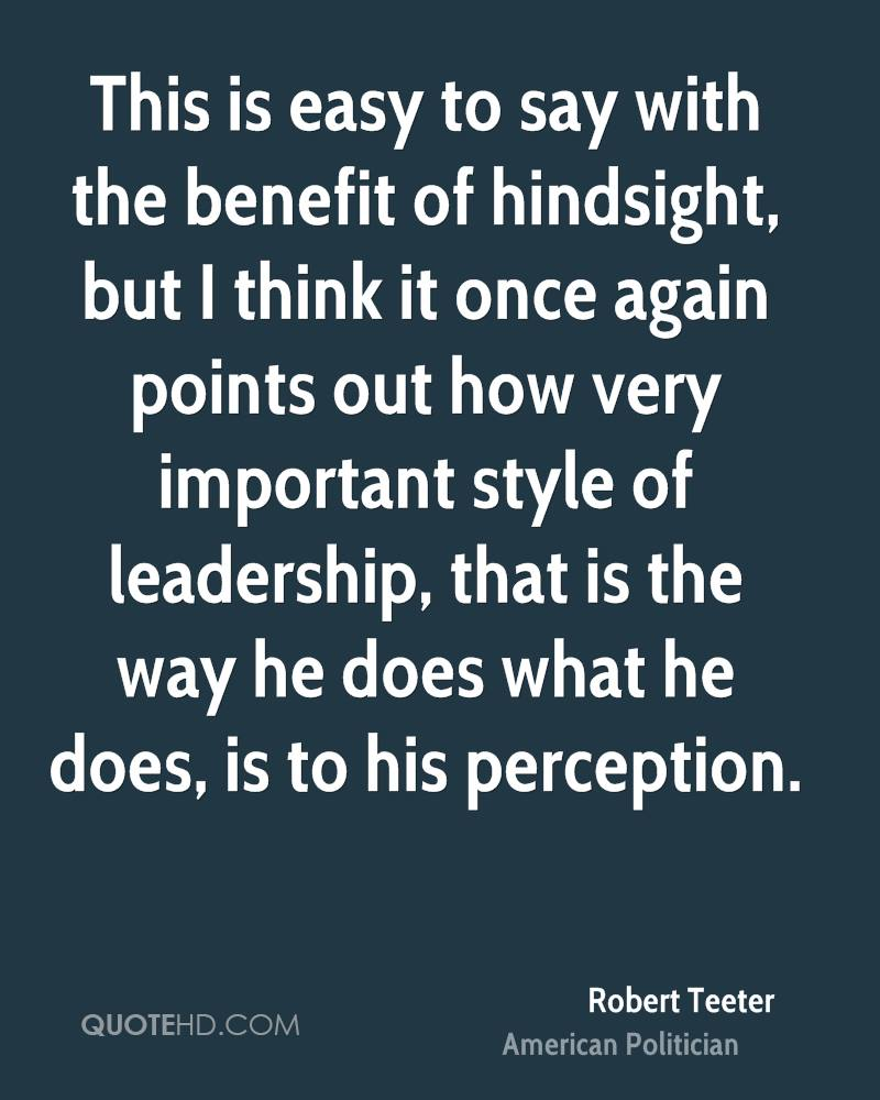 a perception of leadership 08082017 leadership and followership have the same coin but different face that we live by from the moment were born being on one of them does not mean you're.