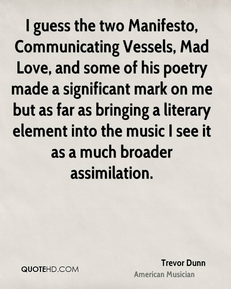 Mad Love Quotes Trevor Dunn Poetry Quotes  Quotehd