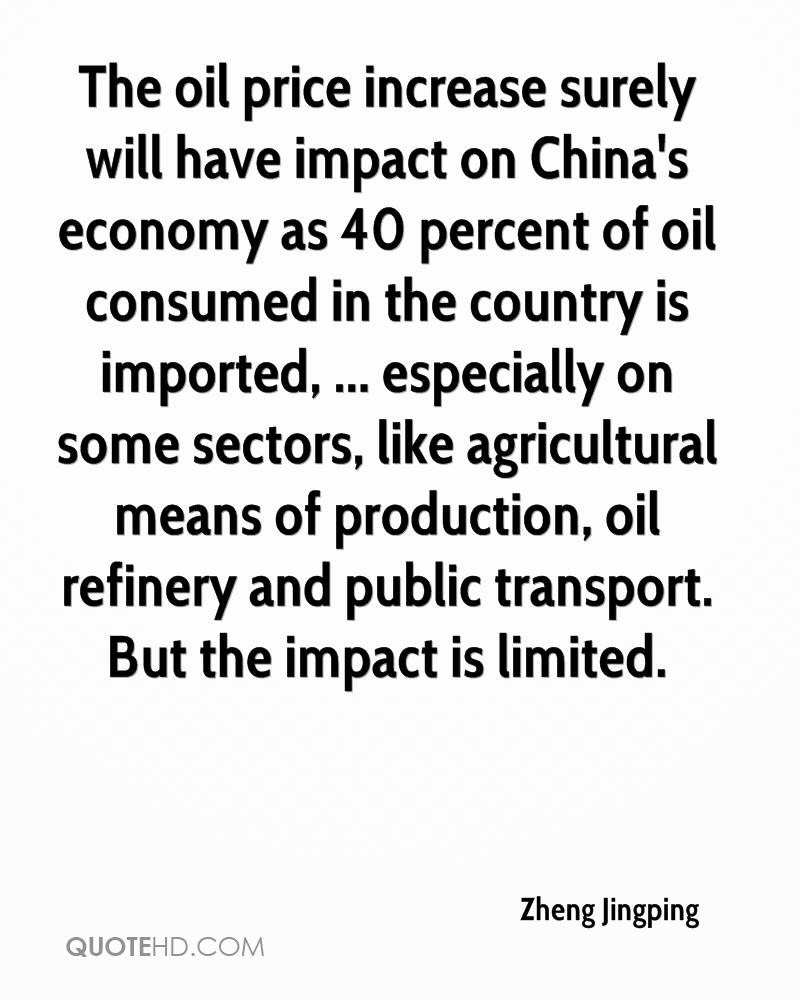 Oil Price Quote Zheng Jingping Quotes  Quotehd