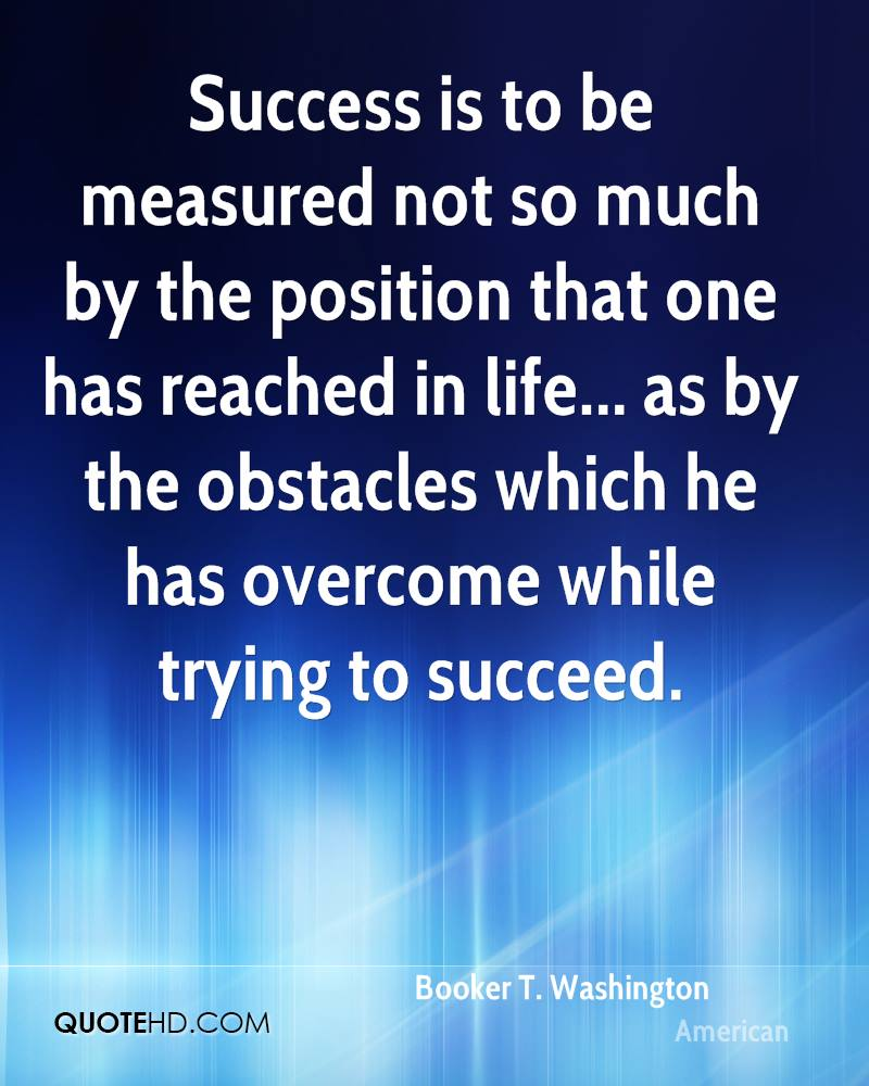 Booker T Washington Quotes Quotehd