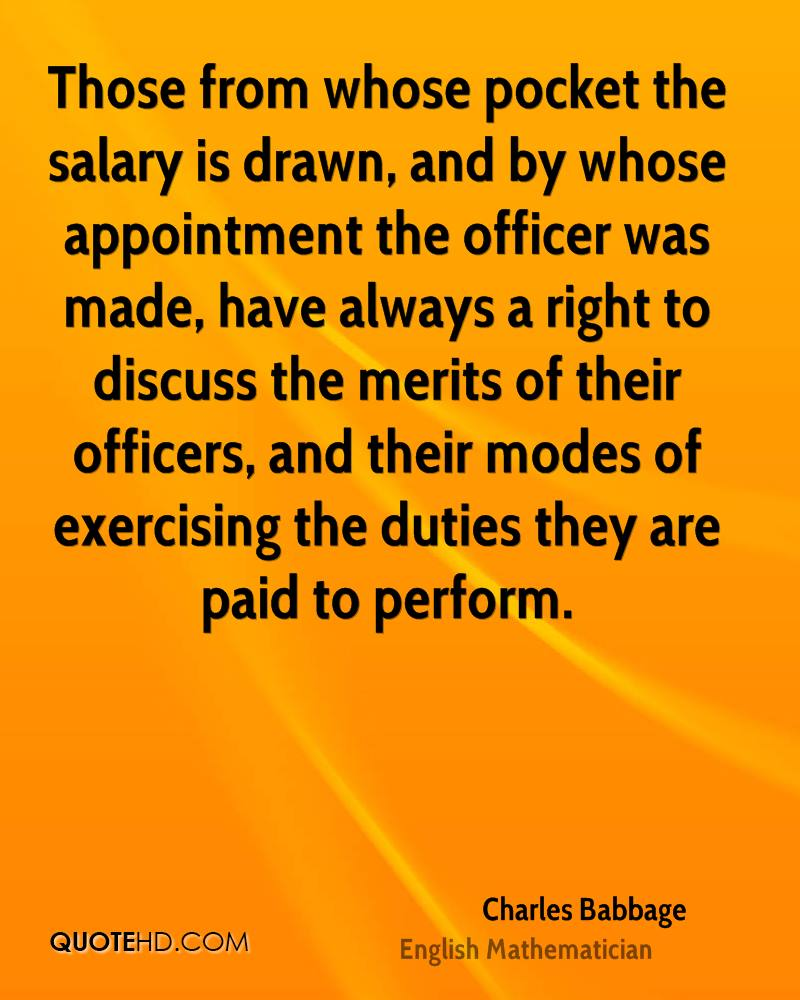 Those from whose pocket the salary is drawn, and by whose appointment the officer was made, have always a right to discuss the merits of their officers, and their modes of exercising the duties they are paid to perform.