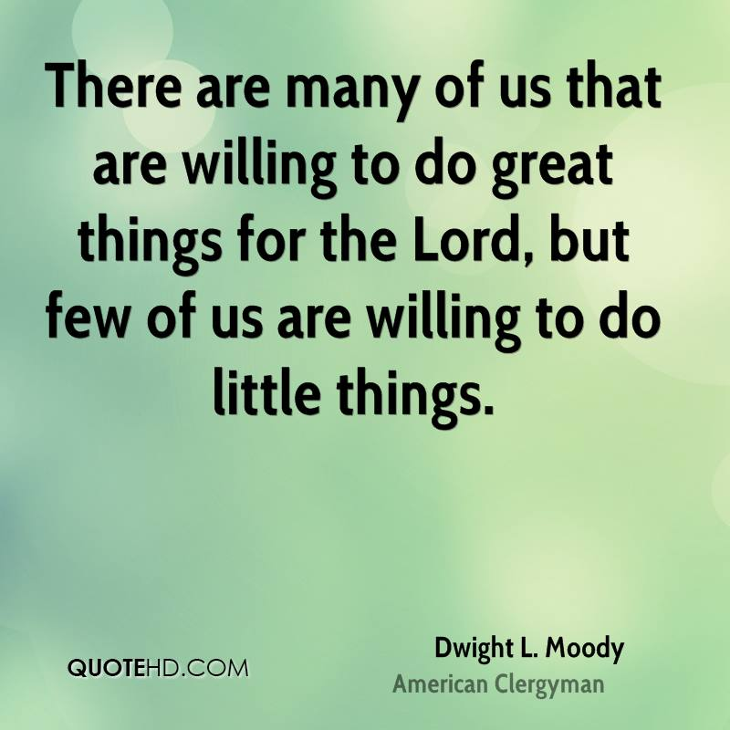 dwight l moody A biography of dl moody, evangelist and founder of moody bible institute.