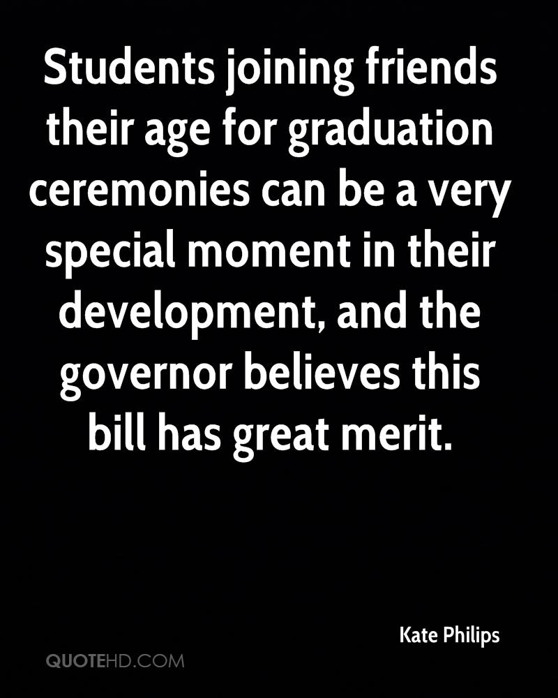 Kate Philips Graduation Quotes | QuoteHD