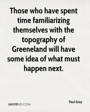 Those who have spent time familiarizing themselves with the topography of Greeneland will have some idea of what must happen next.