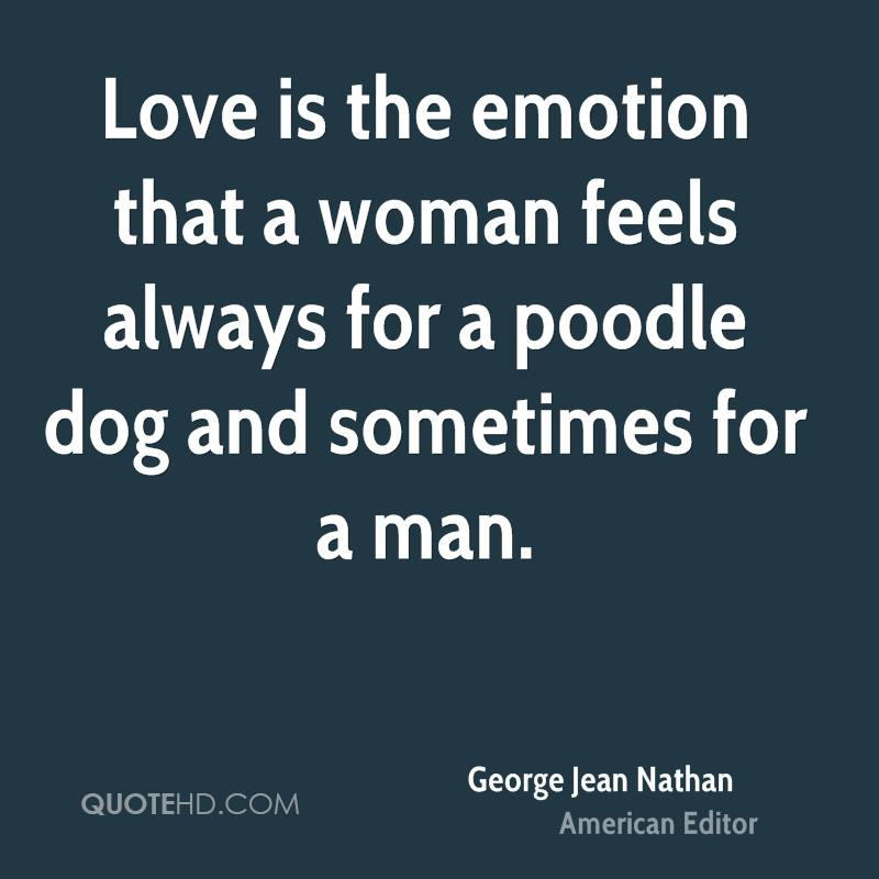 George Jean Nathan Quotes QuoteHD Custom Photo Editor With Love Quotes