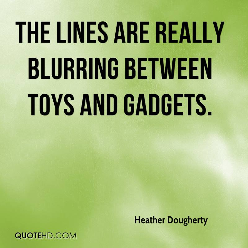 The lines are really blurring between toys and gadgets.