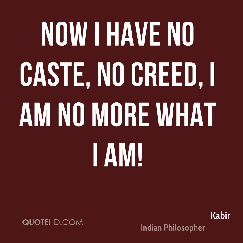 Kabir Quotes QuoteHD Adorable Creed Quotes