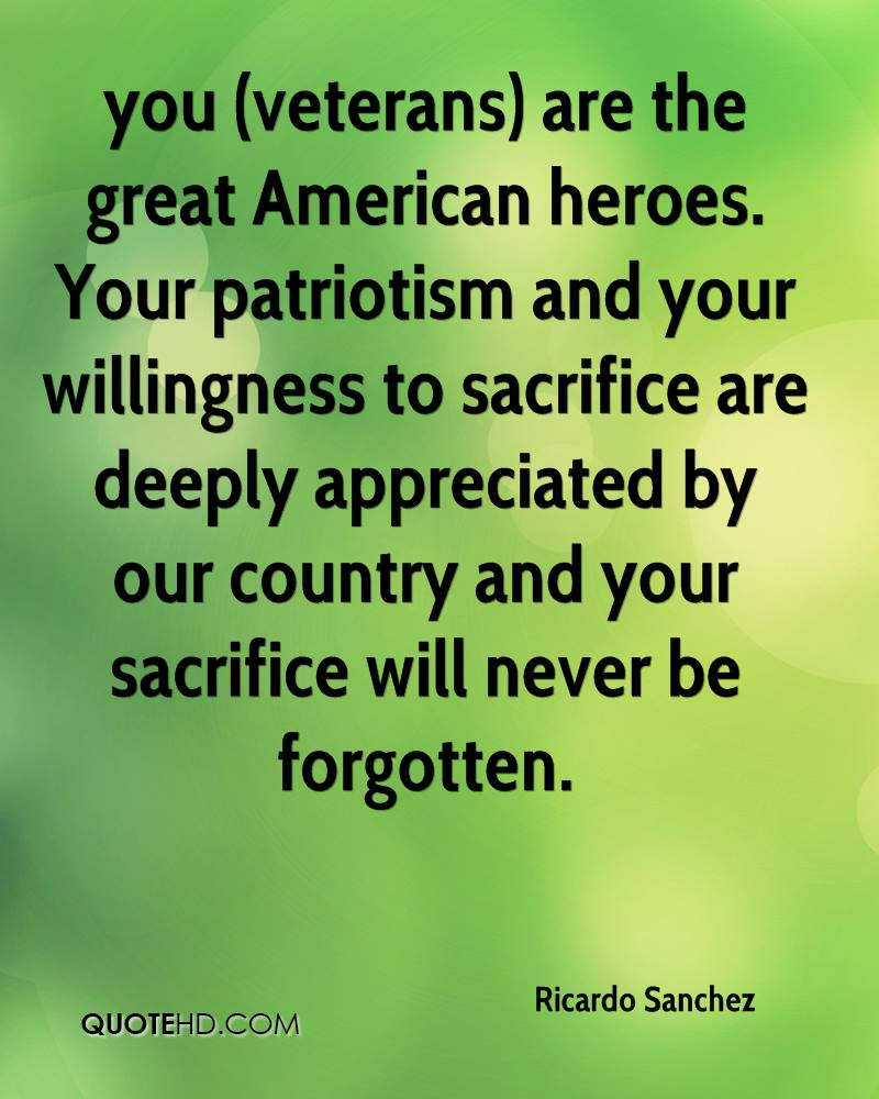 2019 year lifestyle- Quotes Veterans on patriotism pictures