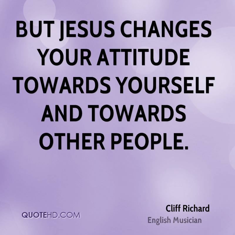 Quotes About People Who Notice: Cliff Richard Quotes. QuotesGram