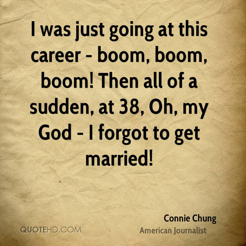 connie chung marriage quotes quotehd