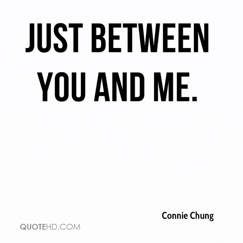 I Love You Quotes: Just You And Me Quotes. QuotesGram