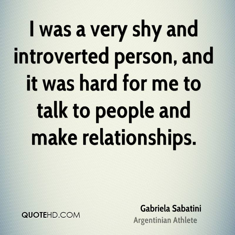 shy introvert quotes about relationship