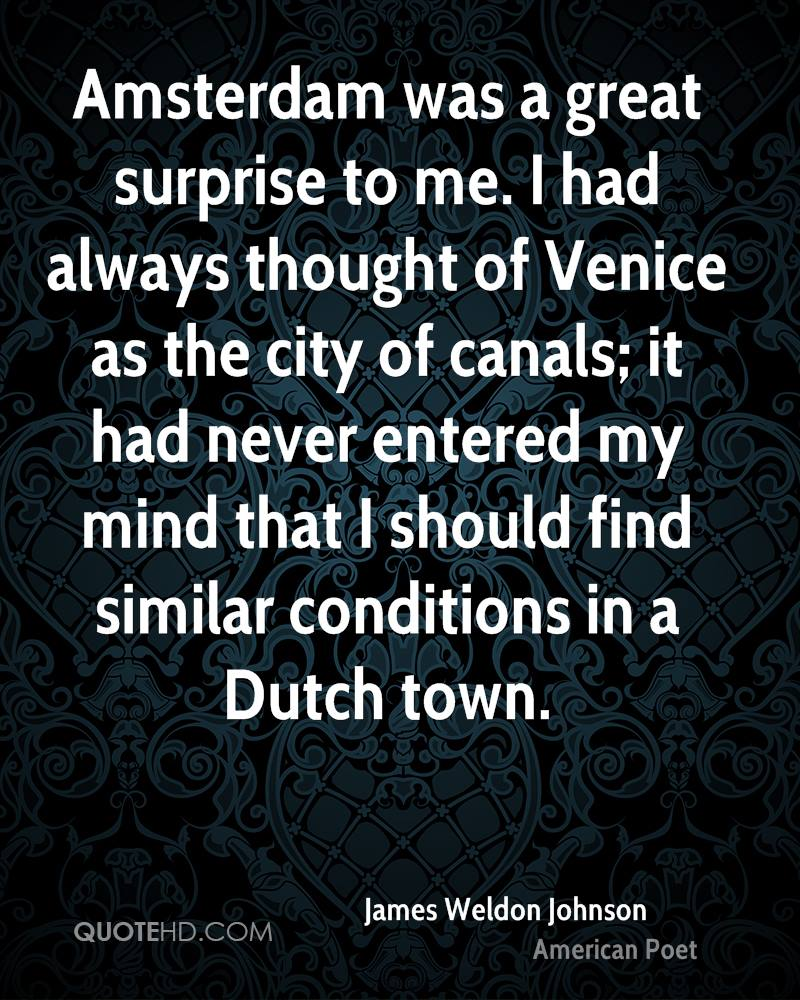 Amsterdam Quotes Fair James Weldon Johnson Quotes  Quotehd