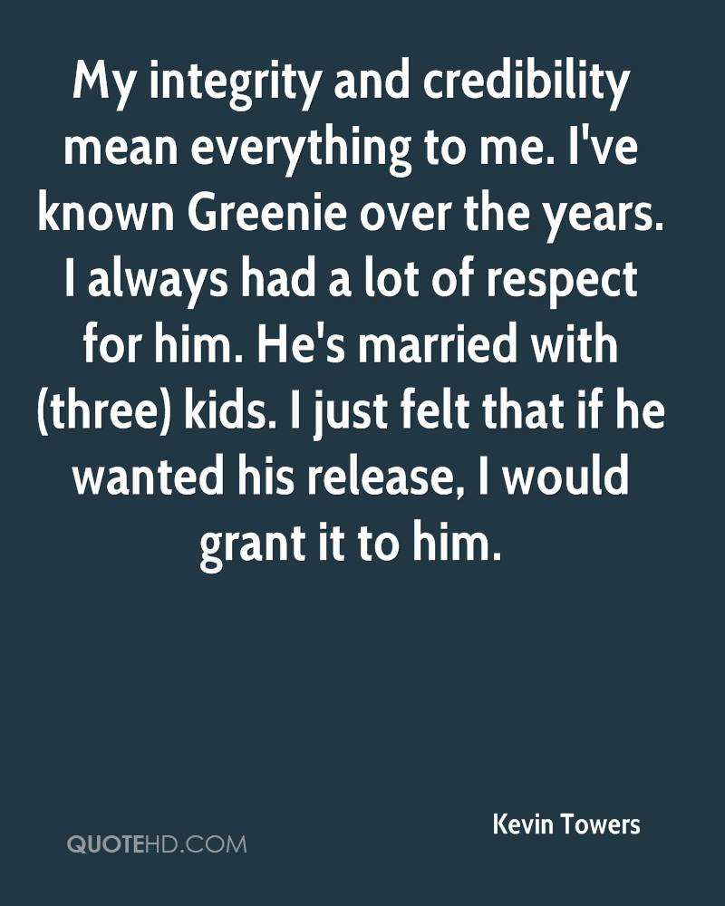 Kevin Towers Marriage Quotes
