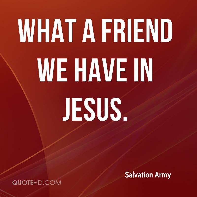 Quotes About Salvation Captivating Salvation Army Quotes  Quotehd