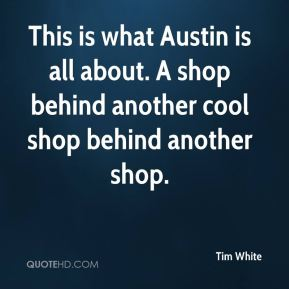 This is what Austin is all about. A shop behind another cool shop behind another shop.