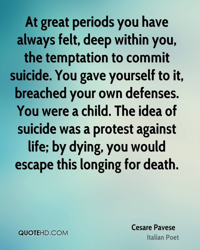 Cesare Pavese Death Quotes | QuoteHD