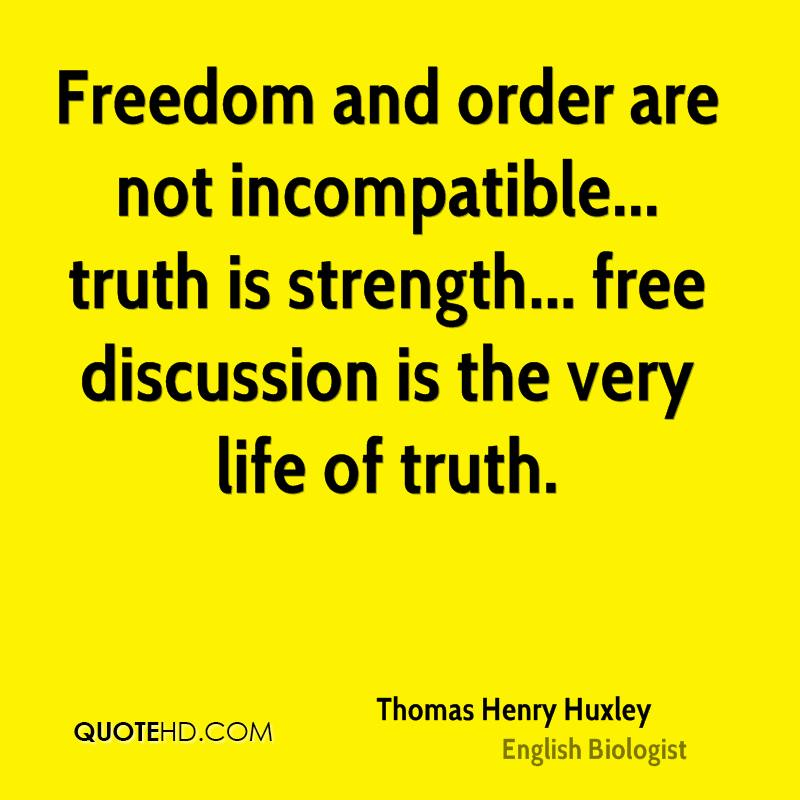 Thomas Henry Huxley Quotes Quotehd