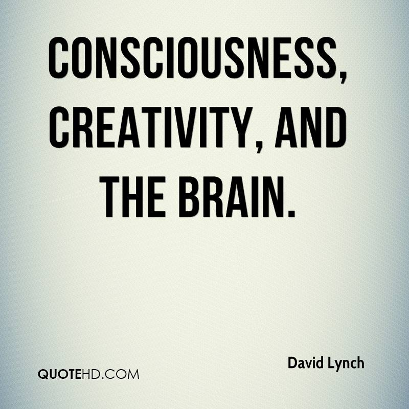 Consciousness, Creativity, and the Brain.