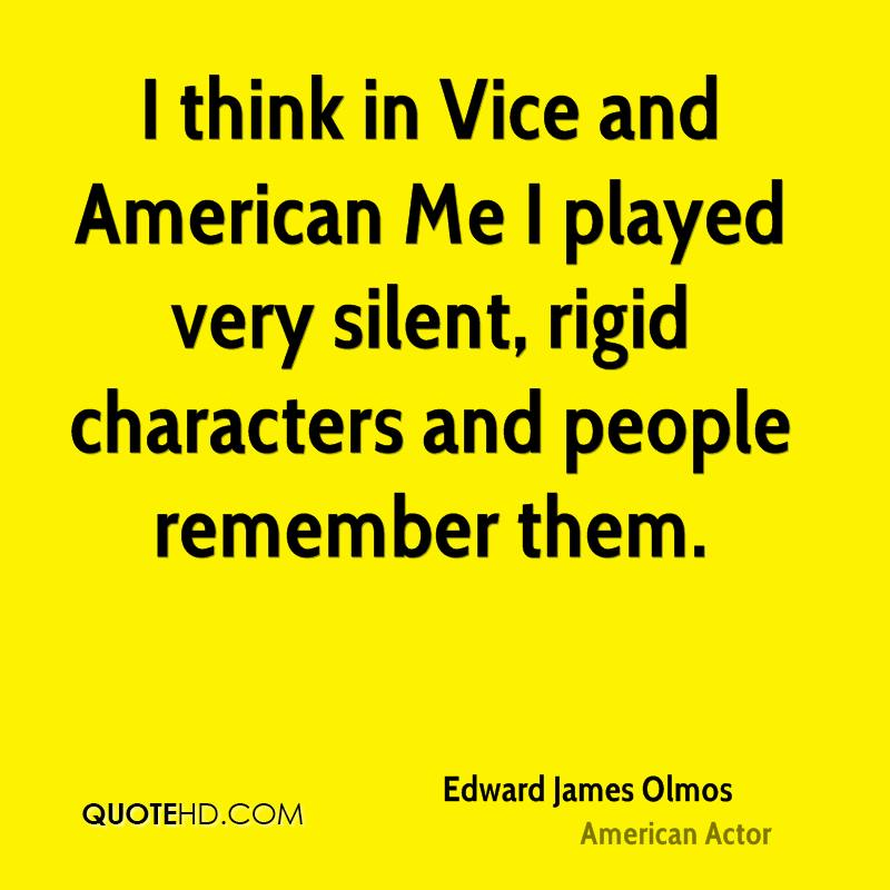 Edward James Olmos Quotes | QuoteHD