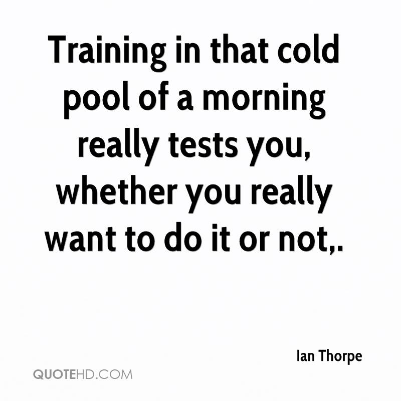 Pool Quotes Ian Thorpe Quotes  Quotehd