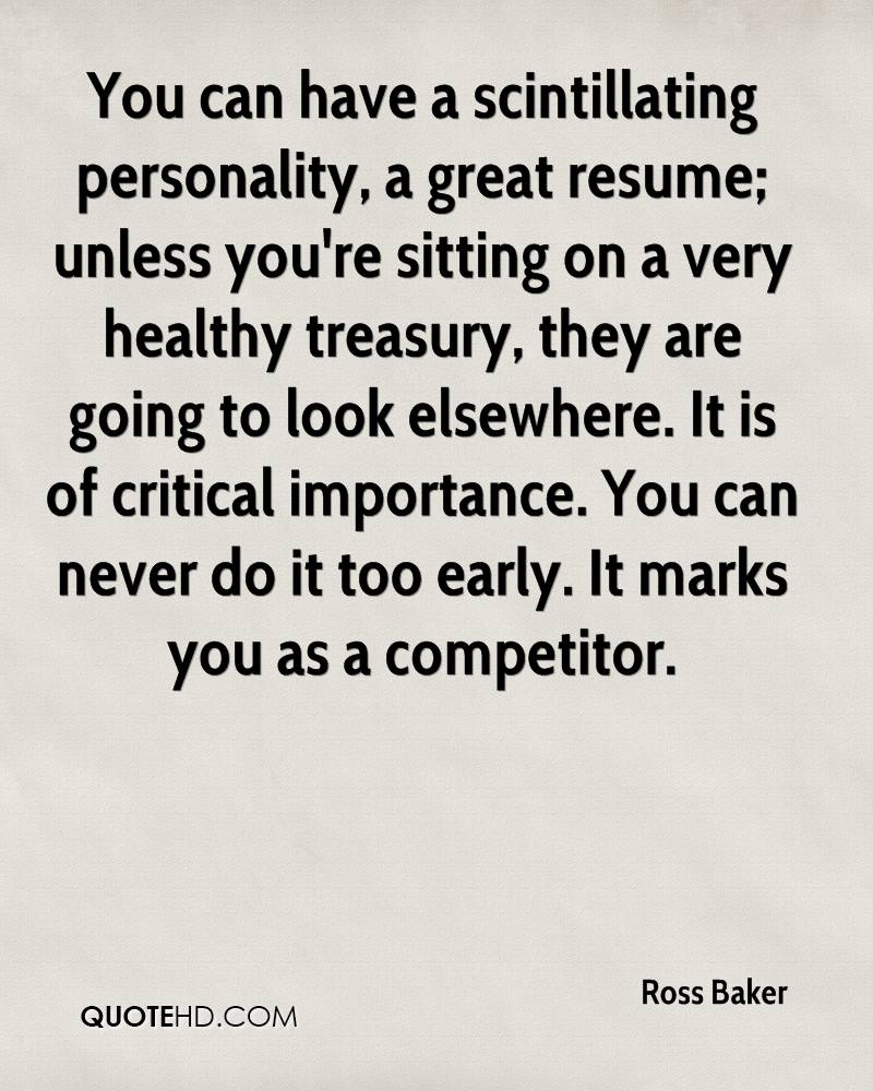 Ross Baker Quotes QuoteHD