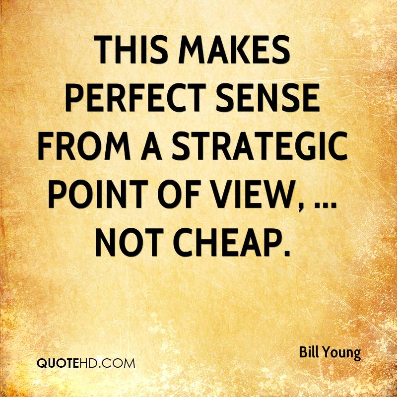 This makes perfect sense from a strategic point of view, ... not cheap.