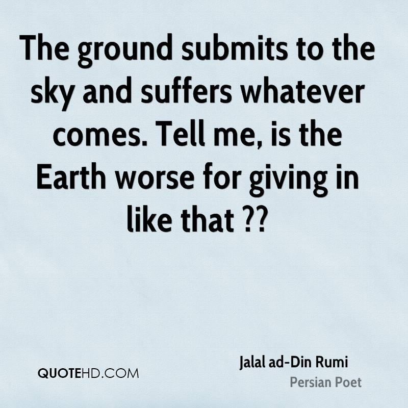 Jalal Ad Din Rumi Quotes Quotehd