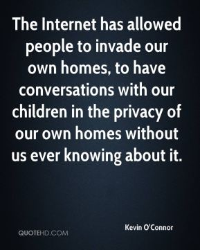 how we invade our own privacy No, i think it simply means we need to be aware of what we put out there, and learn to become proactive about our privacy 2 take control and be proactive about your privacy.