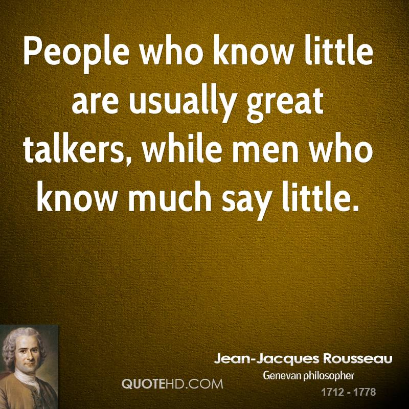 great talkers are never great doers People who talk a considerable measure may not be great at doing things a man who barking symbolizes talking and biting symbolizes activity.