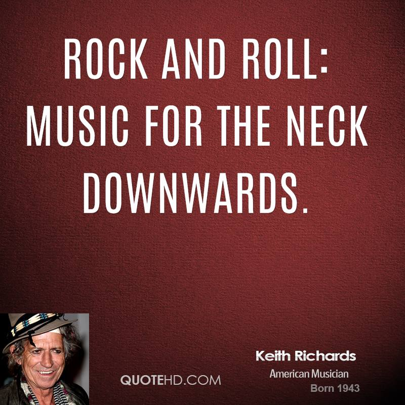 top rock and roll quotes quotesgram