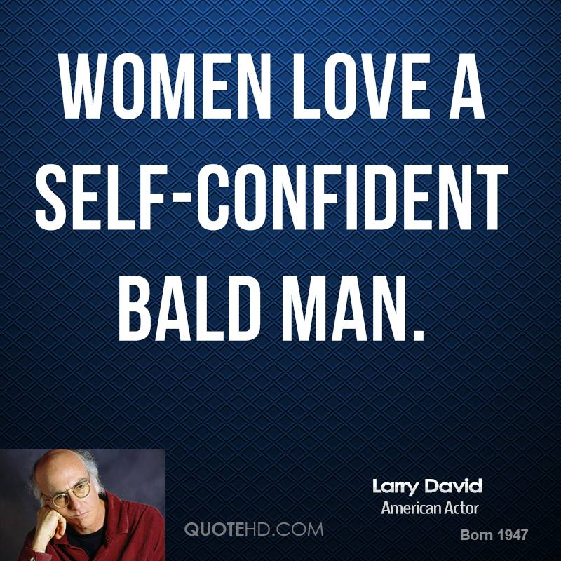 Why do women like confident men