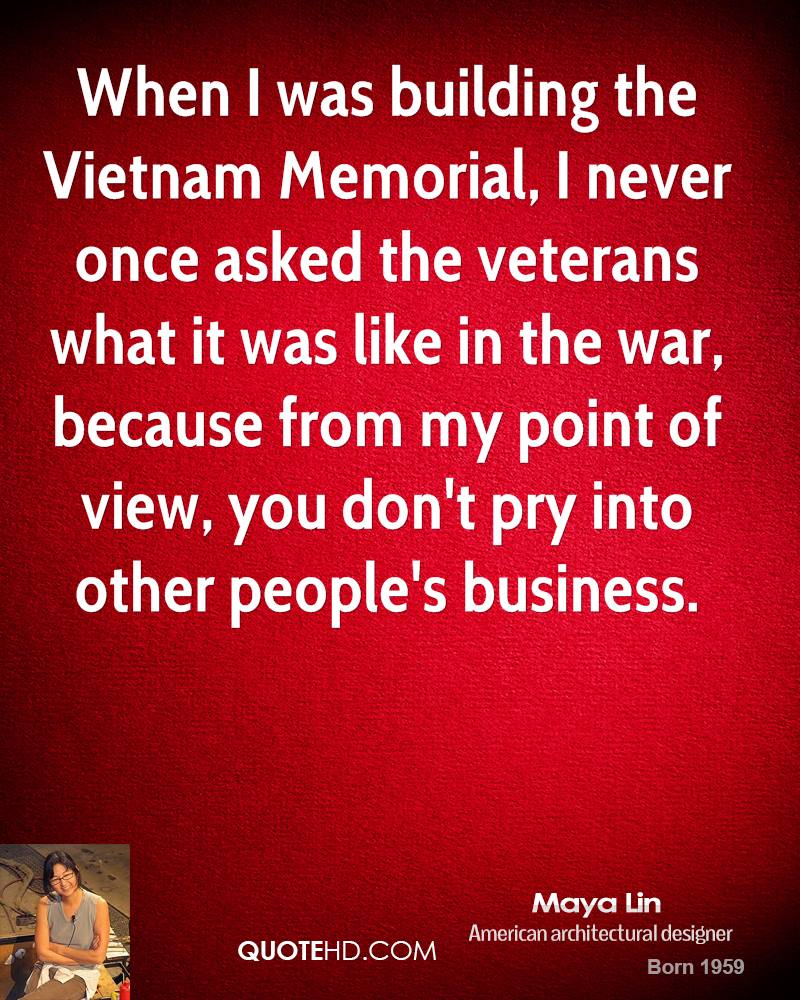 show topic thoughts vietnam