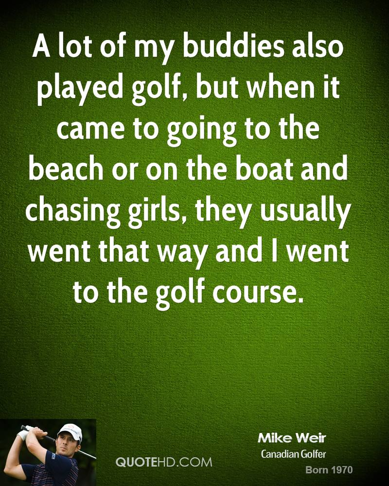 Golf Quotes From Movies: Girls Golf Quotes. QuotesGram
