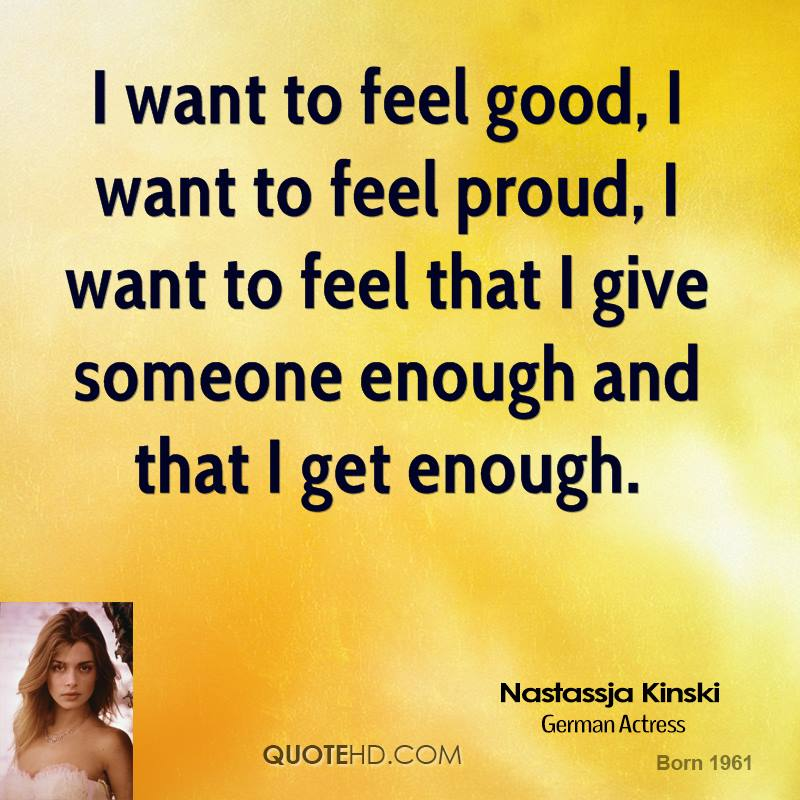 I Want You To Feel Loved Quotes: Feeling Wanted Quotes. QuotesGram