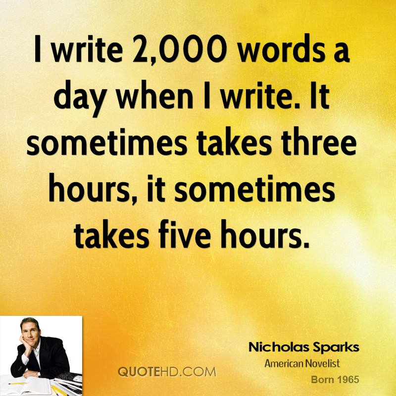 Nicholas Sparks Quotes: From The Guardian Nicholas Sparks Quotes. QuotesGram