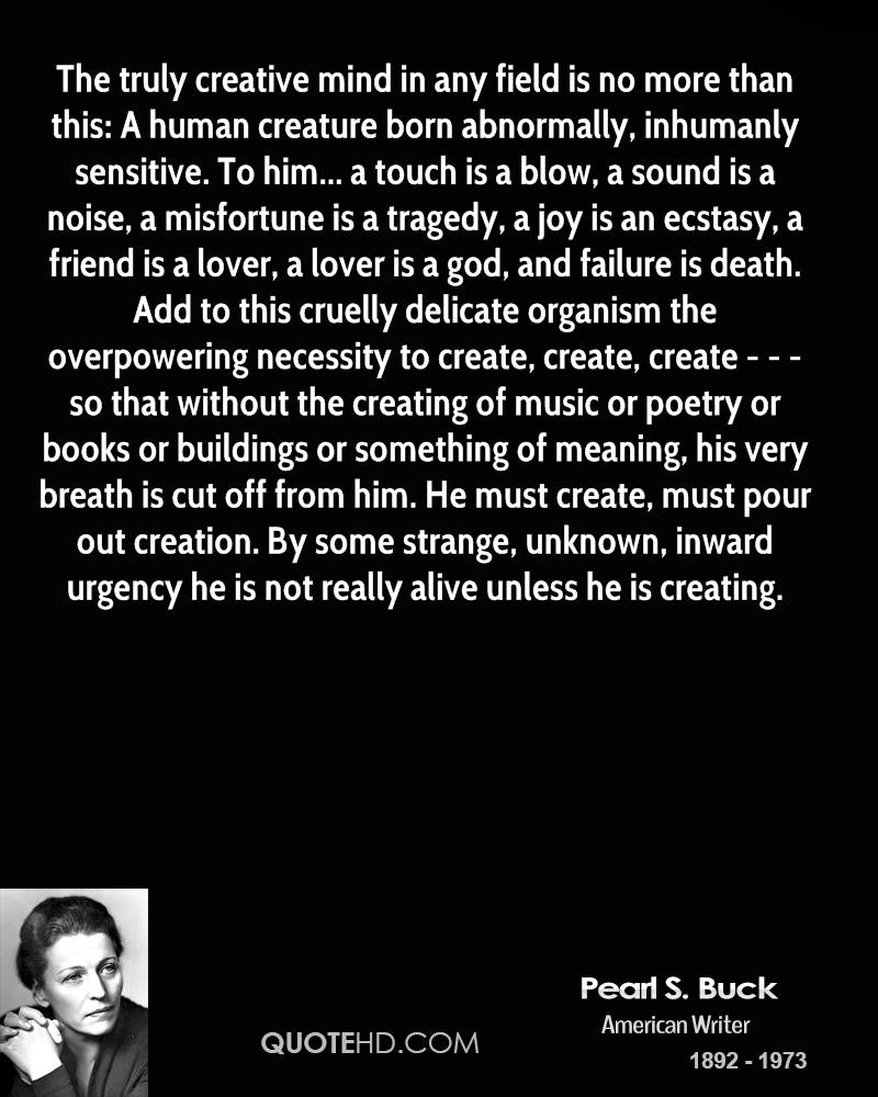 Pearl S Buck Quotes Quotehd