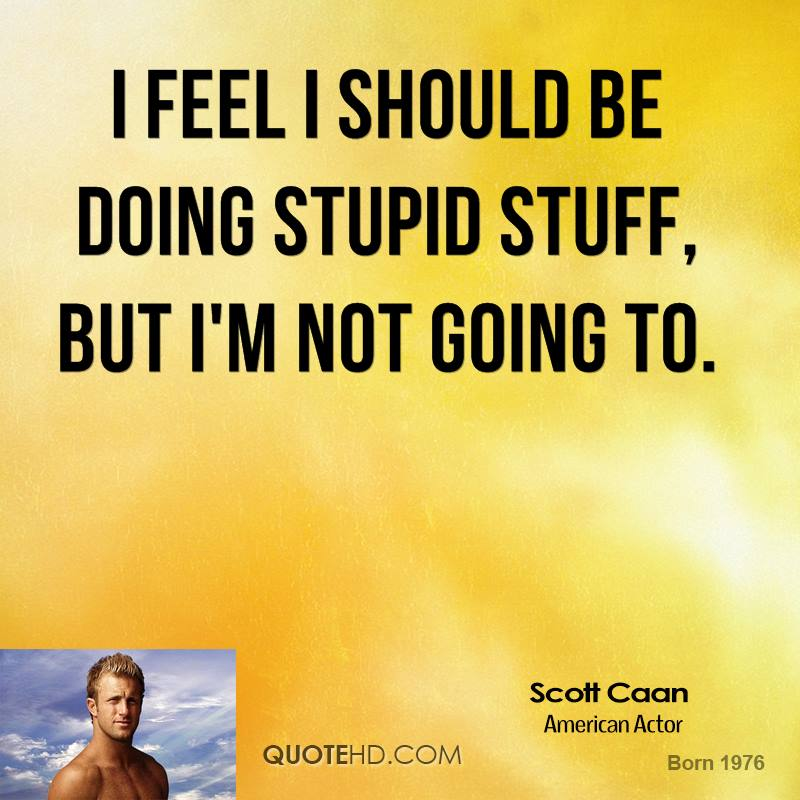 Stupid Picture Quotes: Feeling Stupid Quotes. QuotesGram