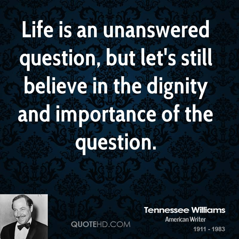 Tennessee Williams Quotes Quotehd